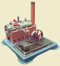 Jensen 65 Stationary Engine